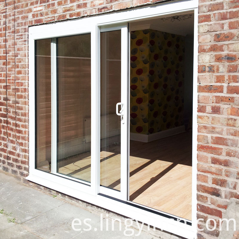 Luxury UPVC Sliding Patio French Doors 1