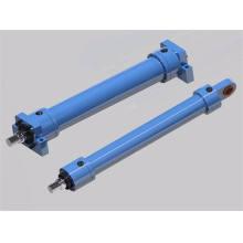 Cilindro hidráulico de equipamento metalúrgico pesado
