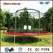 Blue Frog Duplay Trampoline Equipment para venda