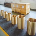 GB/T19447 C10200 Copper Alloy Steel Tubes