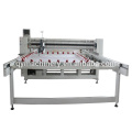 Máquina de coser de acolchado de una sola aguja de movimiento completo de alta velocidad / Máquina de cosido de una cabeza QY-2
