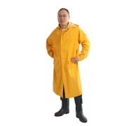 hög qulity PVC Polyester regnrock