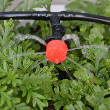 Agricultural Plastic Irrigation Adjustable Micro Dripper