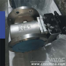 Gear Operation Pressure Balanced Plug Valve