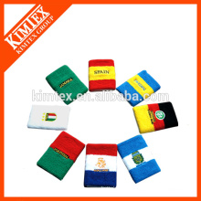 Länderflagge Schweißbänder