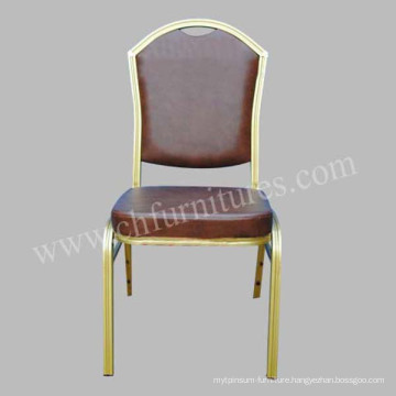 Stackable Hotel Chair with Leather (YC-ZL26-01)