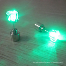 led light girl earing