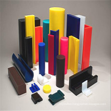 100% Virgin UHMW-PE Powder Plastic Sheet With Different Color