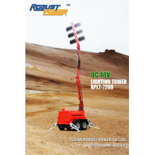 LED Hydraulic Lighting Tower Rplt-7200