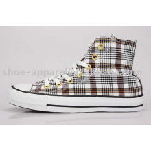 2011 unisex anckle canvas fashion shoes