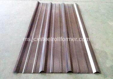 R panel Roofing Roll Forming Equipment