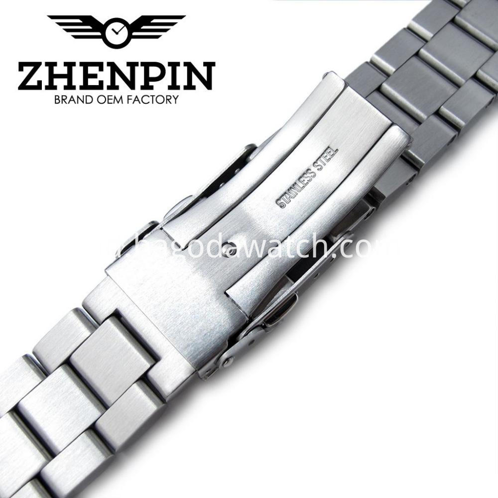 Metal Watch Band