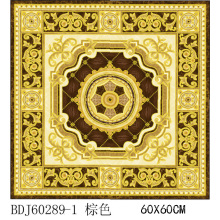 Manufactory of Golden Polished Crystal in China (BDJ60289-1)