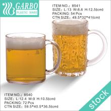 485ml Plastic Beer Mugs 8540