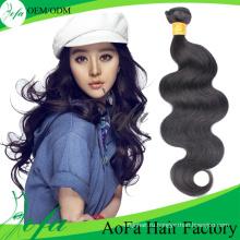 Remy Виргинские Волосы, Свободные Волны Выдвижения Человеческих Волос В Китае