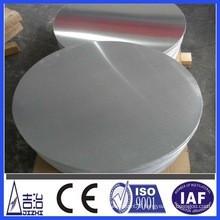 Deep drawing aluminum discs