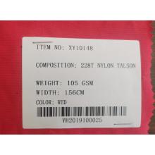 Tejidos 100% Poliéster Nylon Talson