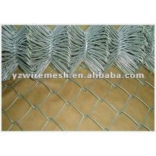 Kettenglied Zaun / Haken Blume Netze