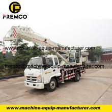 Hydraulic Boom Crane Trucks With Good Price