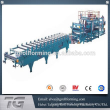 With ce approval eps sandwich panel machine eps sandwich panel making machine
