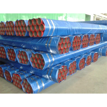 ASTM A795 Sch10 Tubería de acero para sistema de extinción de incendios por aspersión