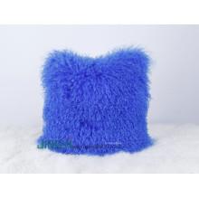 Al por mayor Tibetan Mongolian Sheep Skin Fur Throw Pillows