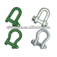 adjustable d Shackle rigging
