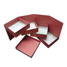 Custom Chocolate Packaging Food Paper Box with Drawer