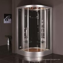 cabina de ducha de vapor Eago control de computadora de una persona