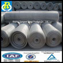 Tissu métallique galvanisé pour machine Guard