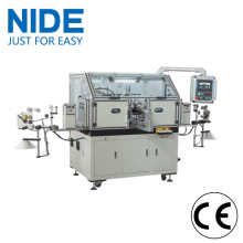 Automatic Series motor Armature Coil Winding Machine