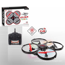 En71 Approval 4 Channel 2.4G 4 Axis RC Drone with Charger and Flash Light (10192217)