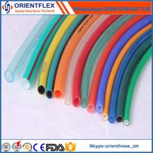 Direkter Verkauf der Fabrik PVC-faserverstärkter Schlauch