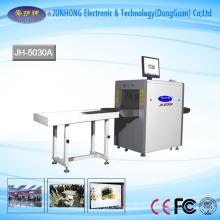 Machine de balayage des bagages X-RAY JH-5030A, prix des machines à rayons X