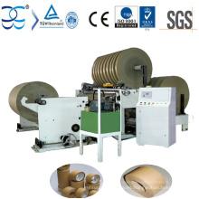 Jumbo rollo de papel máquina de corte de alta productividad