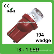 194 wedge replacement T10 bulbs Auto led lighting
