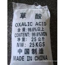 Beste Qualität 99,6% Oxalsäure für Leder und Gerben