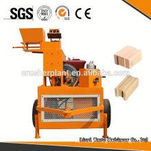 WT1-20 brick machine fired clay brick making machine