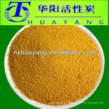 cloruro de polialuminio sólido PAC