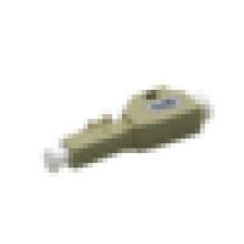 Atténuateur à fibre optique multimode 6 db / ftth fibre atténuateur lc multimode 6db