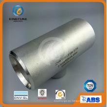Camiseta reductora de acero inoxidable. Colocación de tubo de Wp316 / 316L Ss (KT0326)