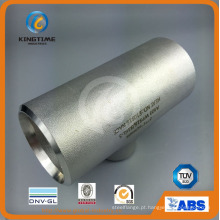 Tee Redutor de Aço Inoxidável. Encaixe de tubulação Wp316 / 316L Ss (KT0326)