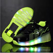 Ruedas de un solo rodillo Skate Shoes
