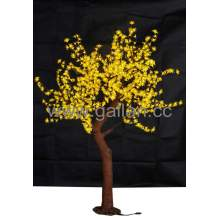 Beautiful Outdoor Simulation LED Cherry Blossom Tree with Unique Design
