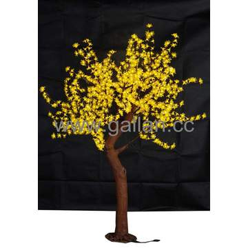 Beautiful Outdoor Simulation LED Cherry Blossom Tree com design exclusivo