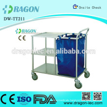 DW-TT211 surgical instrument medical treatment stainless steel trolley
