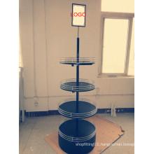 Metal Floor Display Stand/Advertising Stand