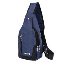 Rope Sling Backpack, Multipurpose Crossbody Chest Shoulder Outdoor Travel Hiking Daypack