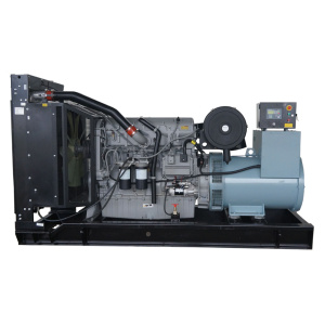 Low price for Diesel Generator Set With Perkins Engine SHANHUA 400 kW indurstry used standby generator supply to Ghana Wholesale