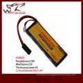Batterie Li-polymère de haute capacité Firefox-2300 mAh 7.4V 20C Li-Po